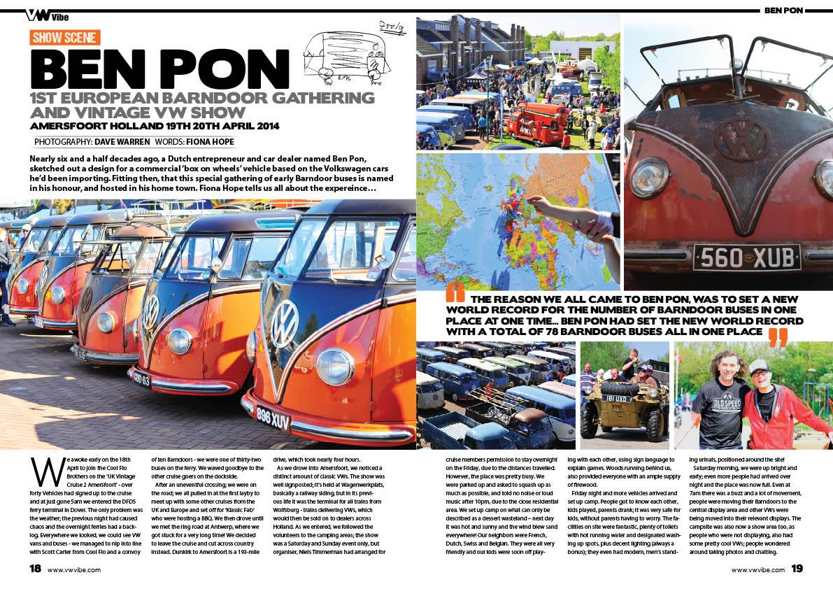 VWV01 Ben Pon DPS1