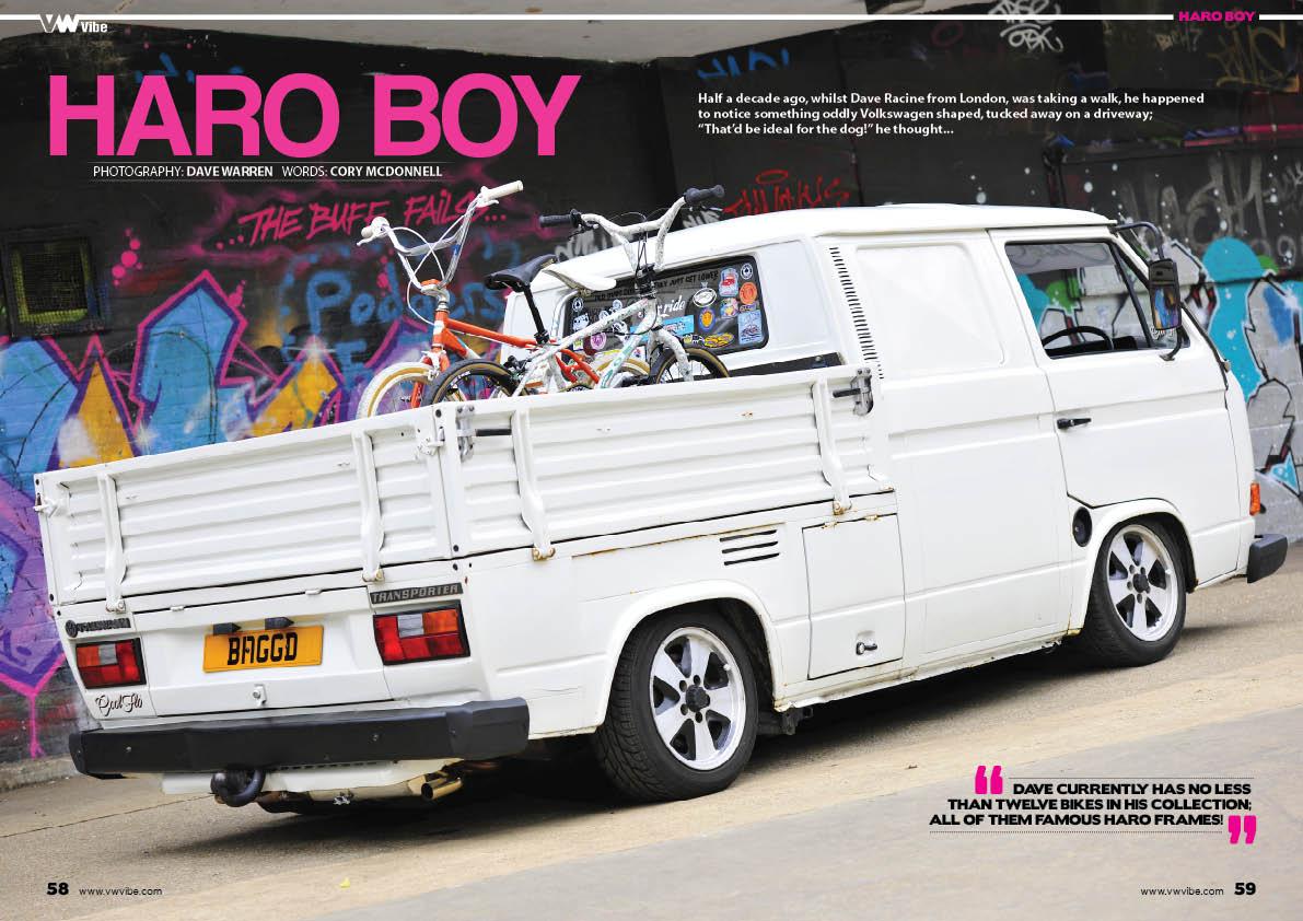 VWV01 Haro Boy DPS1