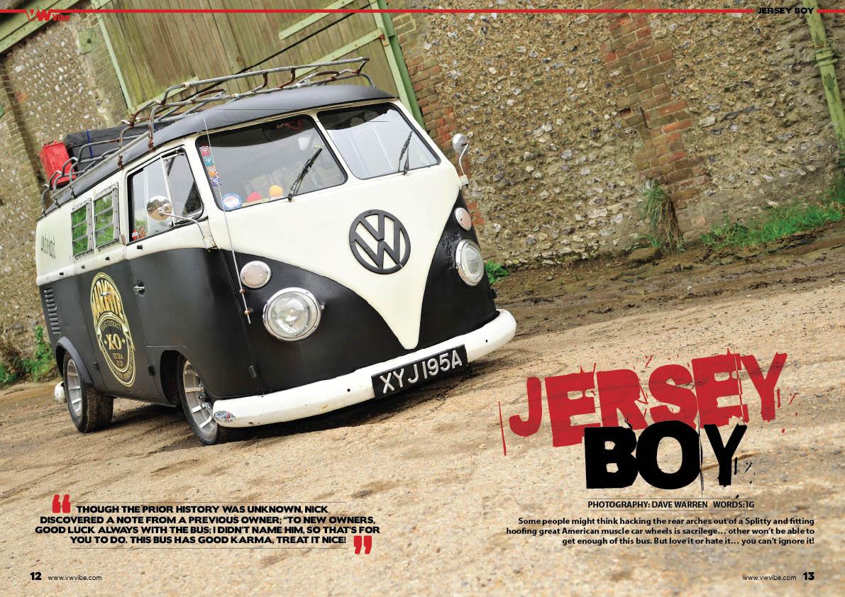 VWV01 Jersey Boy DPS1
