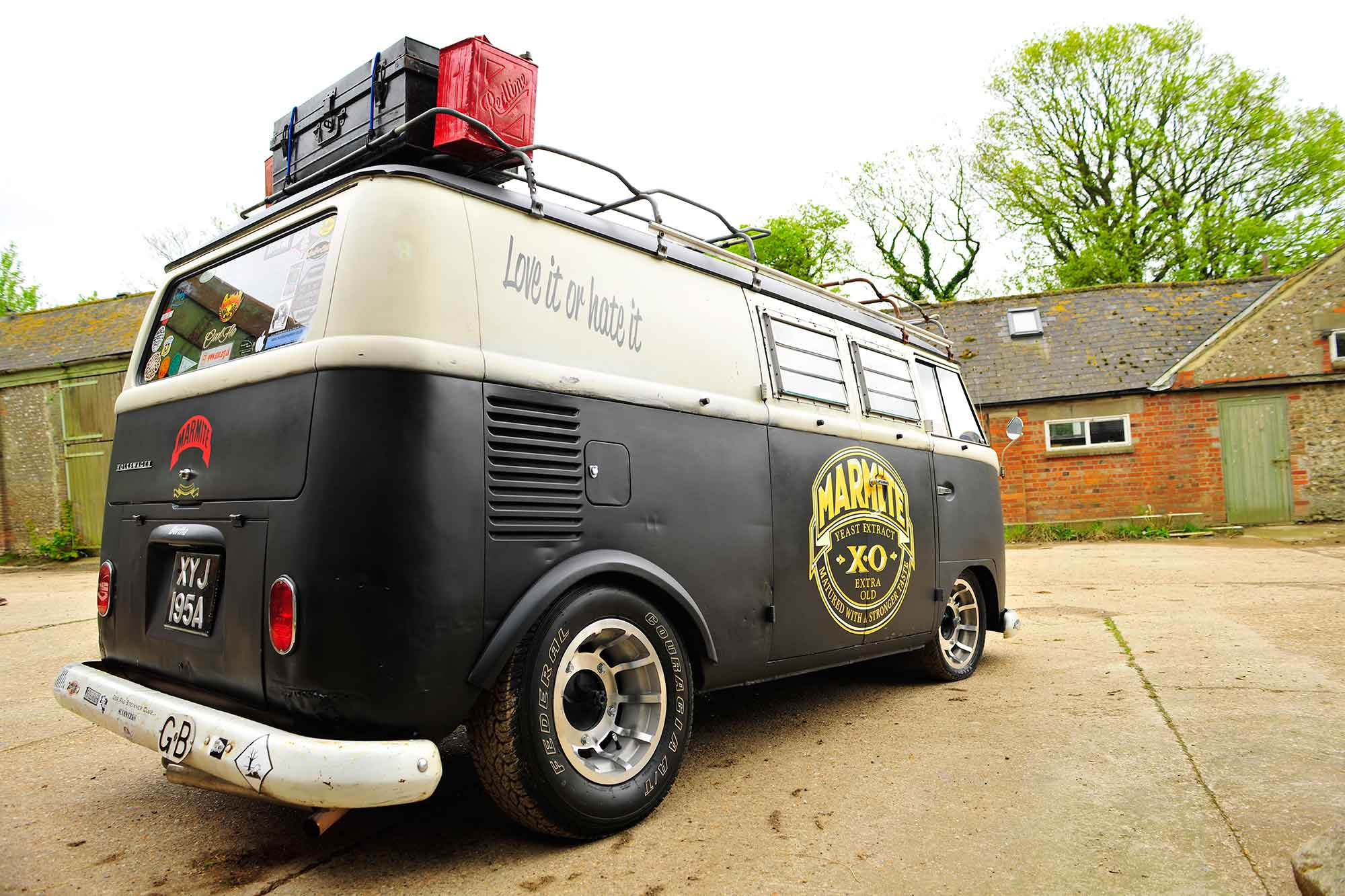 Marmite Splitty