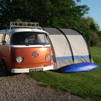 1977 RHD T2 BAY 7 seater Campervan